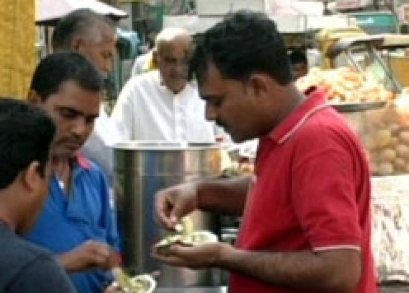 It's goodbye to Delhi street food