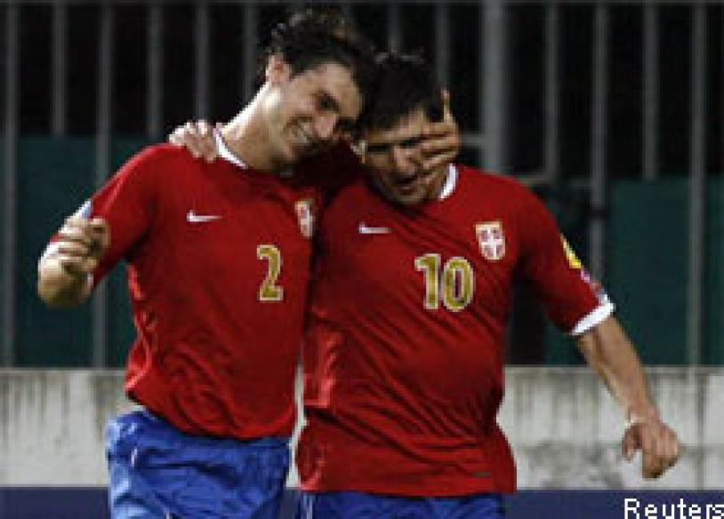 Serbia beat Italy in U-21 soccer match