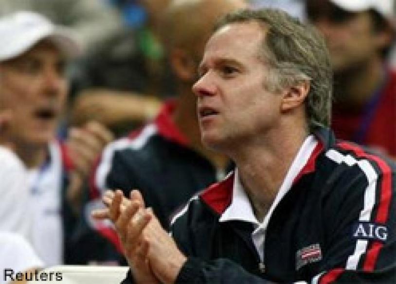 McEnroe gets tennis's top honour