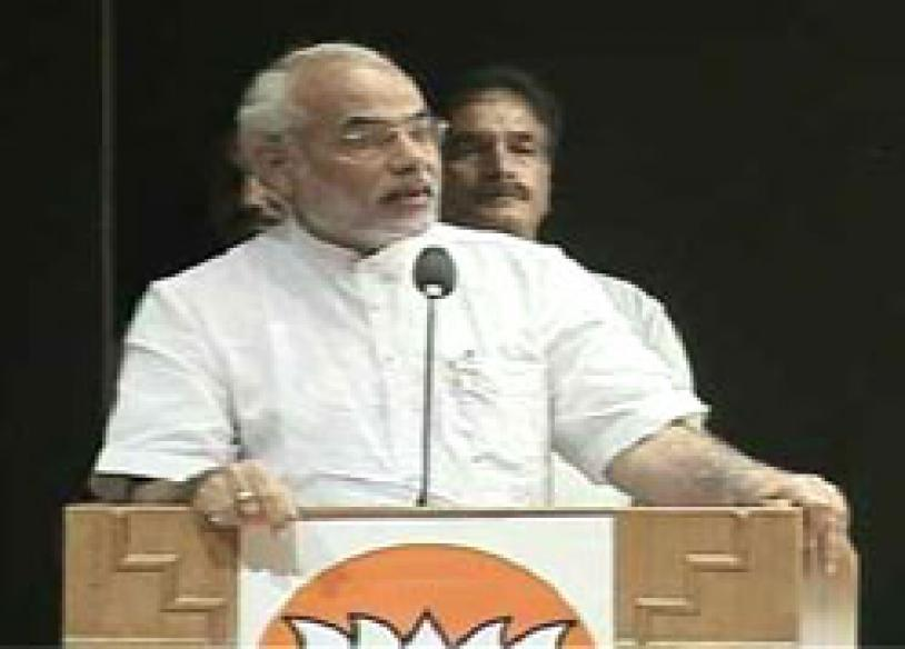 Modi warns Opposition on encounter issue