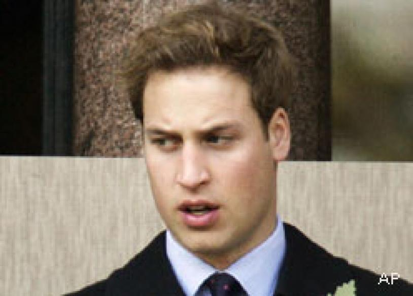 William turns 25, gets mom's fortune