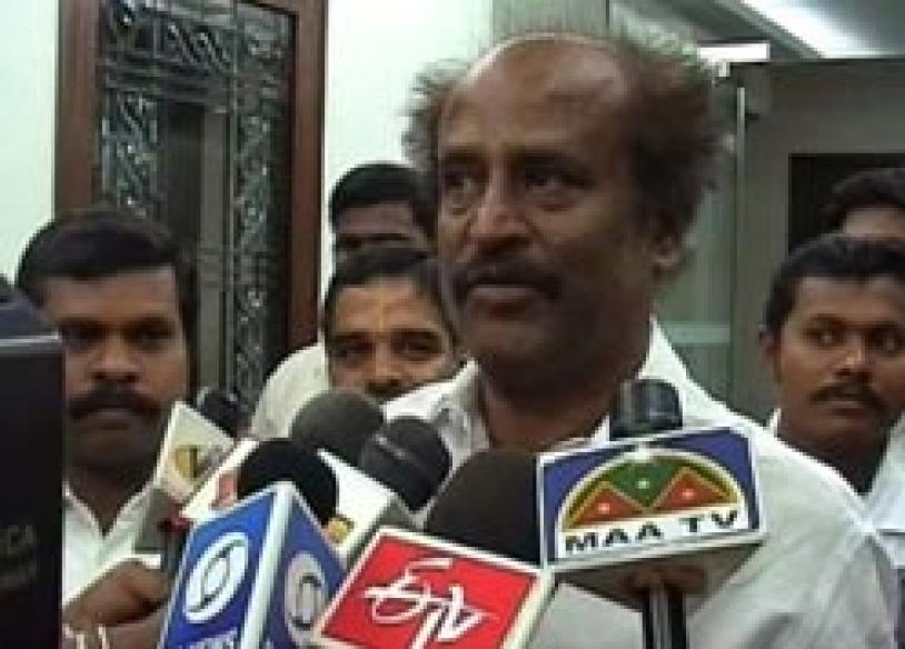 Naidu calls Rajini to join Third Front