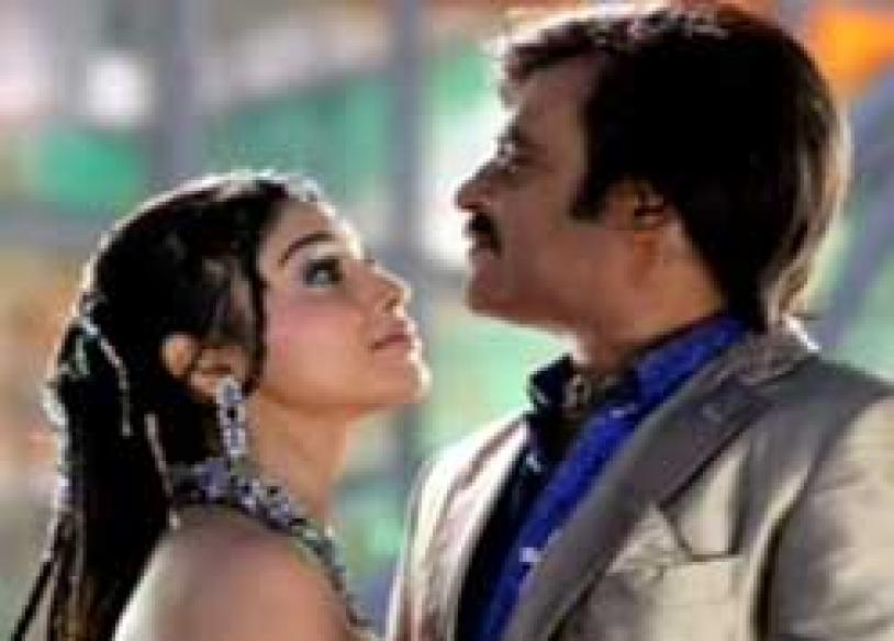 Working with Rajini is a treat: Shriya