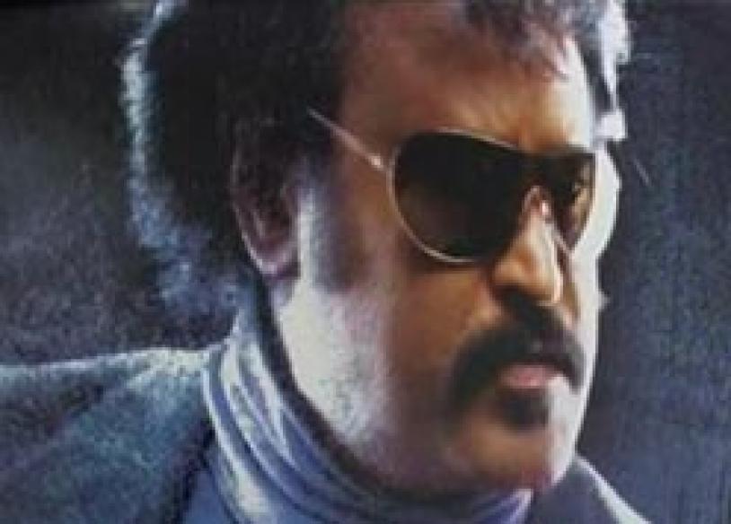 The man behind Rajinikant