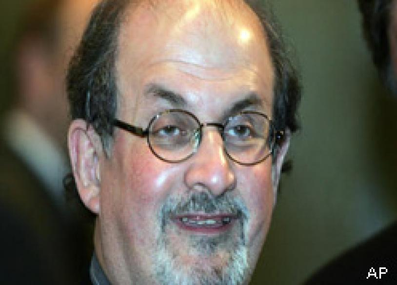 Rushdie to become Sir Rushdie