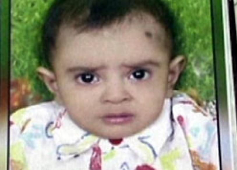 18-month-old boy has Modi worried
