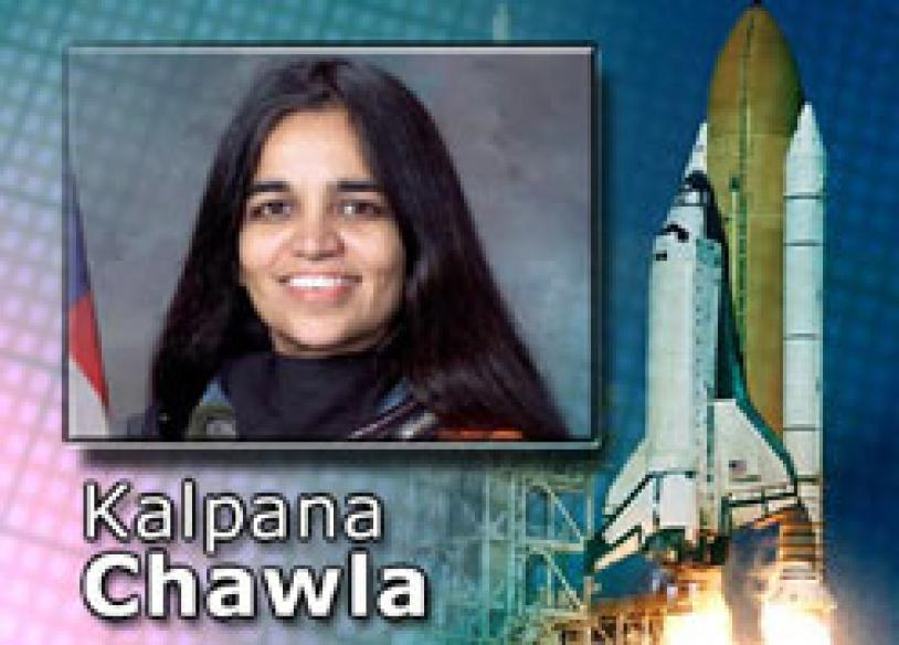 Girl claims she is astronaut Kalpana Chawla reborn