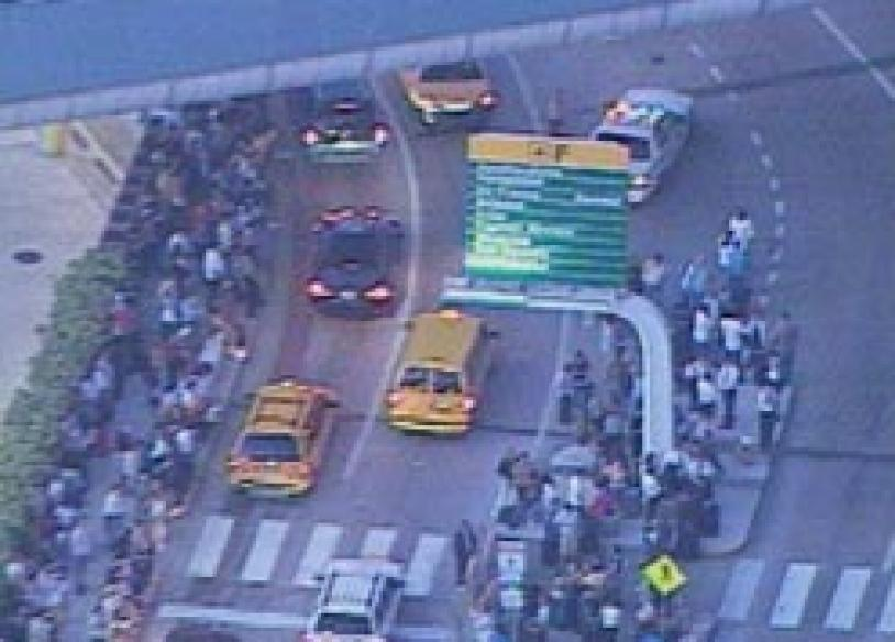 Miami Airport evacuated after security scare