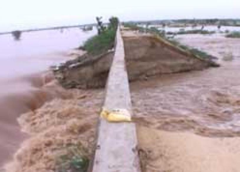 Rajasthan villages flood, natives awe-struck