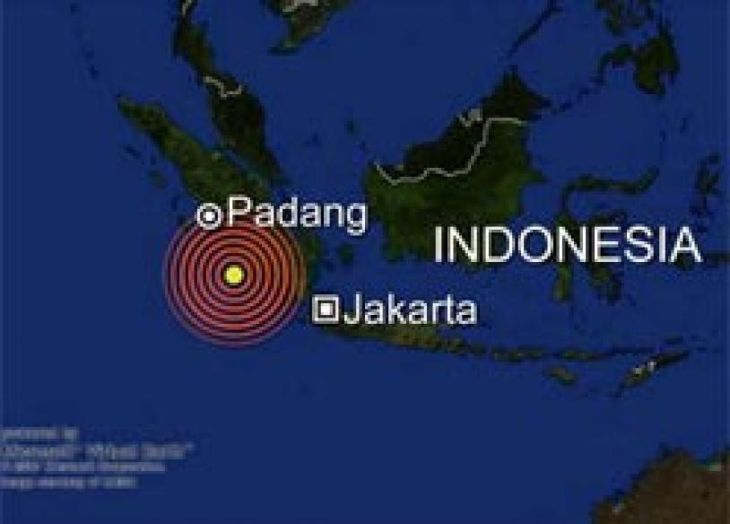 India on tsunami alert after quake near Indonesia