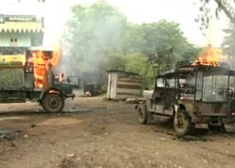 Local politician murdered, Surat tense