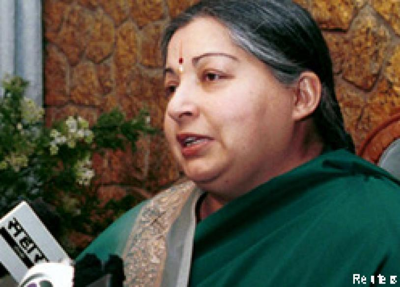 Madras HC orders best security for Jayalalithaa