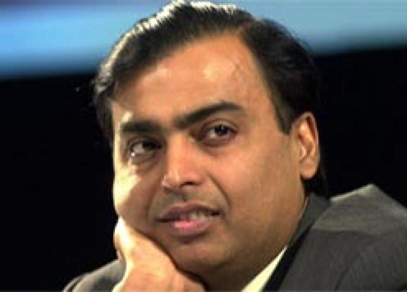 Ambani elbows out Gates to become world's richest