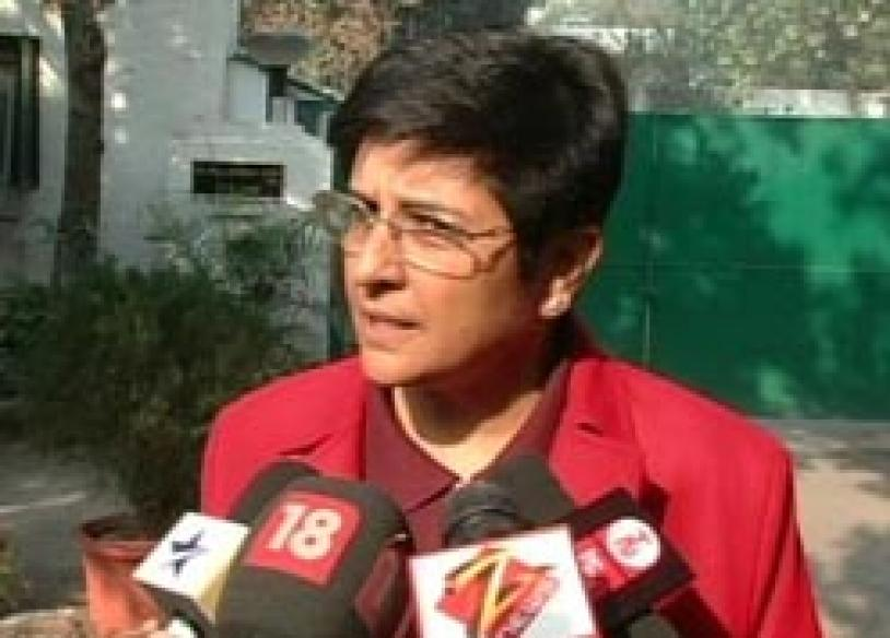 Kiran Bedi quits police force, takes voluntary retirement