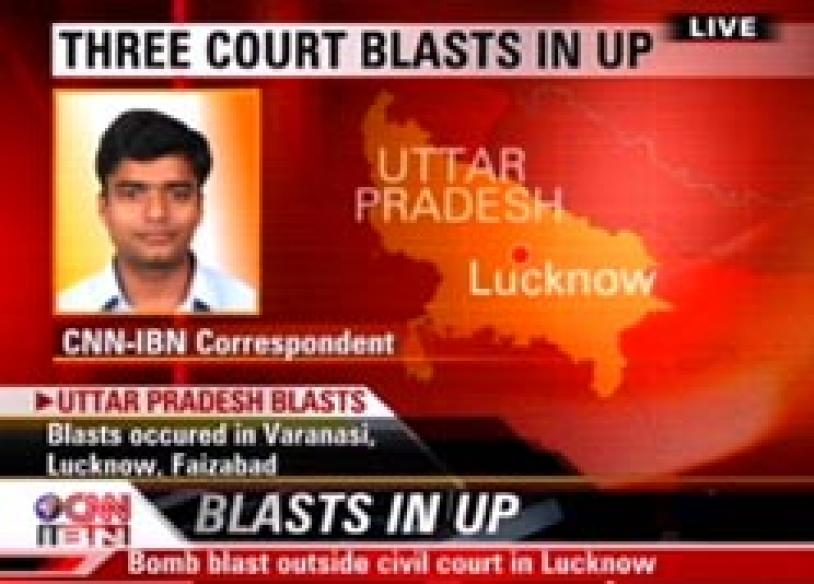 Indian Mujahideen claims responsibility for UP blasts
