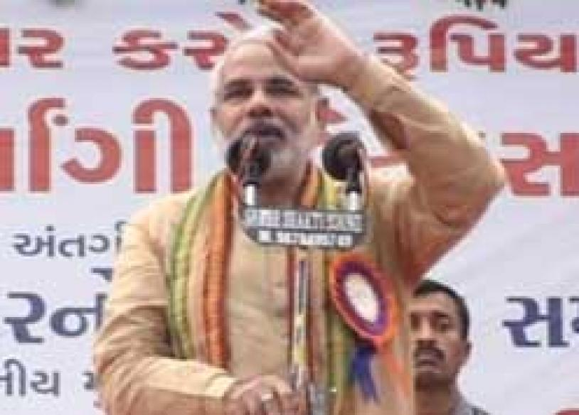 Petitioners drag Modi to SC, want FIR against him