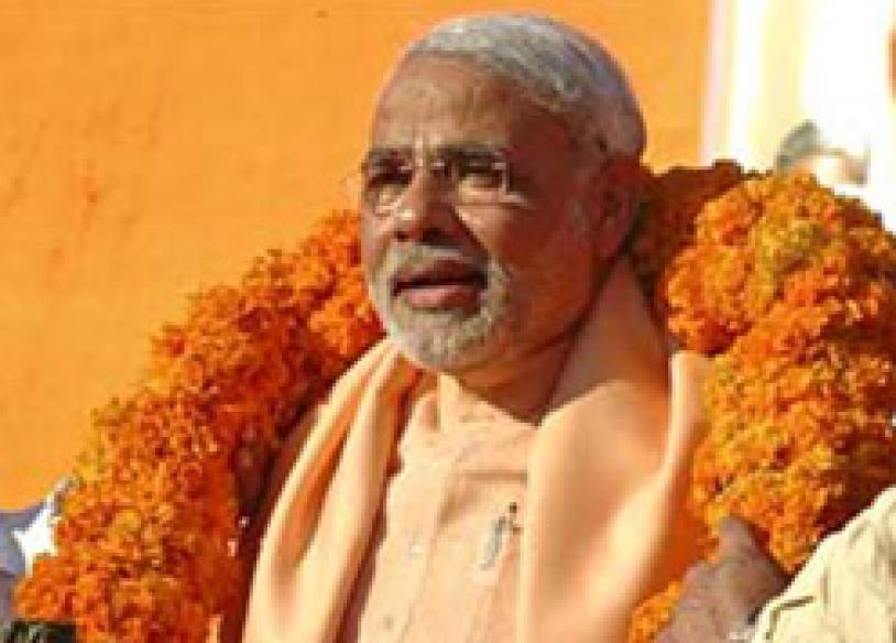 Modi elected leader of BJP legislature party