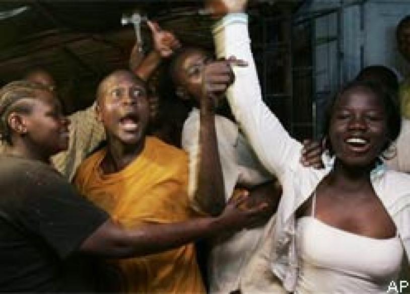 Kenya's opposition bags Parliament Speaker post