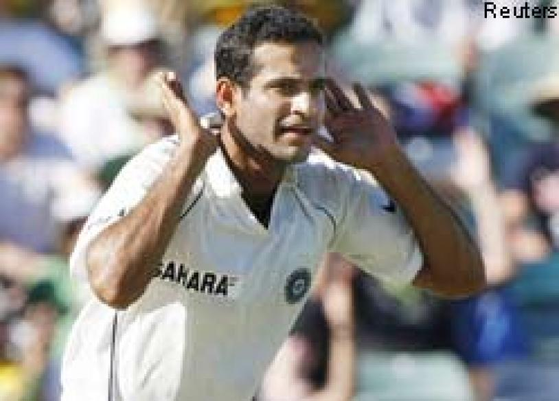 Happy comeback to Team India for Irfan Pathan