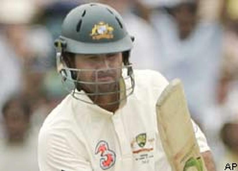 Ponting's team fined for slow over-rate