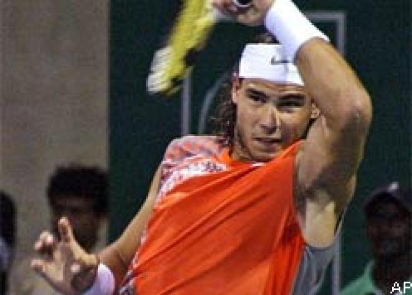 Nadal prevails over Moya, enters Chennai Open final