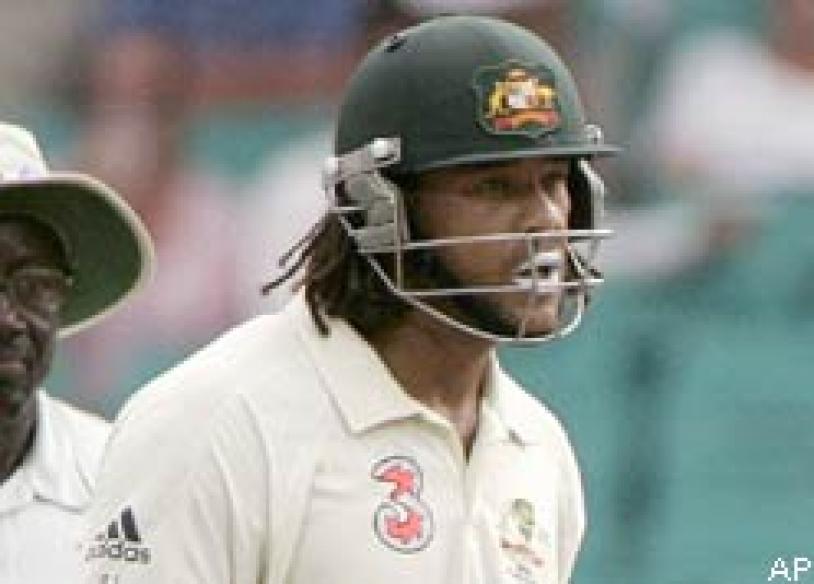 Symonds took on Harbhajan for Lee: reports