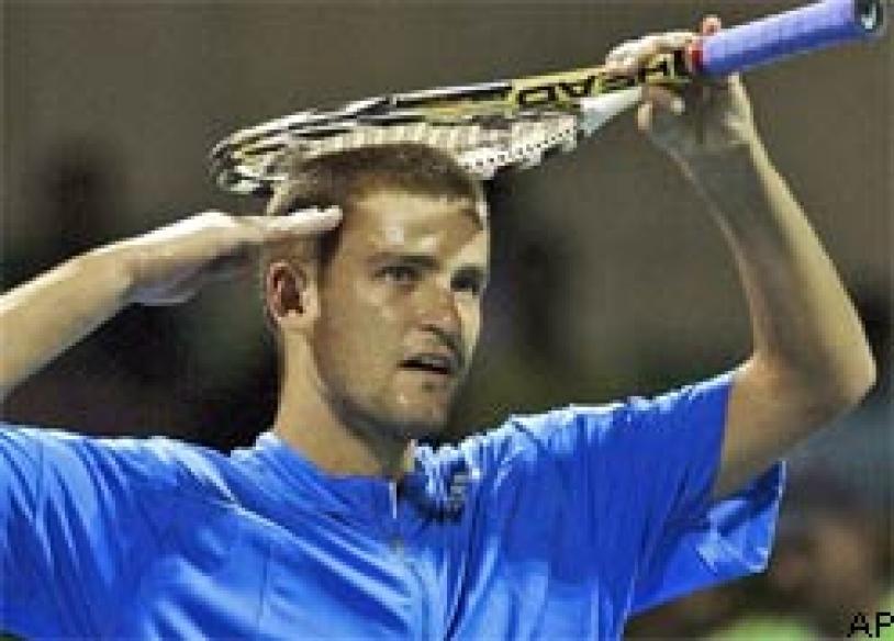 Youzhny sinks Nadal to lift Chennai Open title