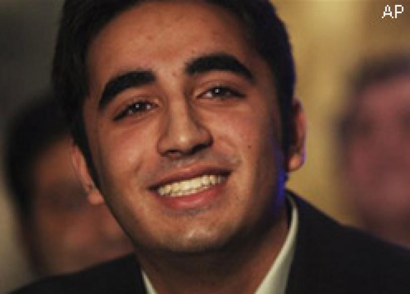 Bilawal's security would cost Brits ?1 million