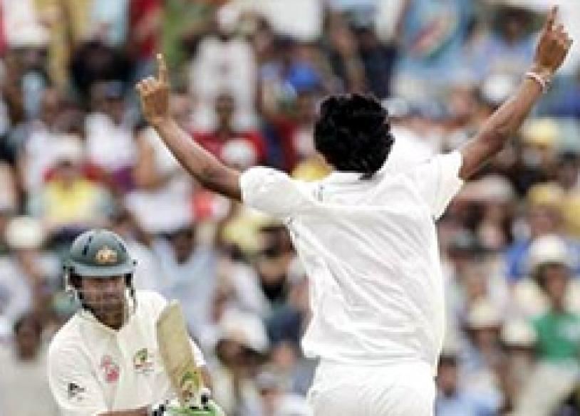 'Try one more over?' And Ishant clicked with it