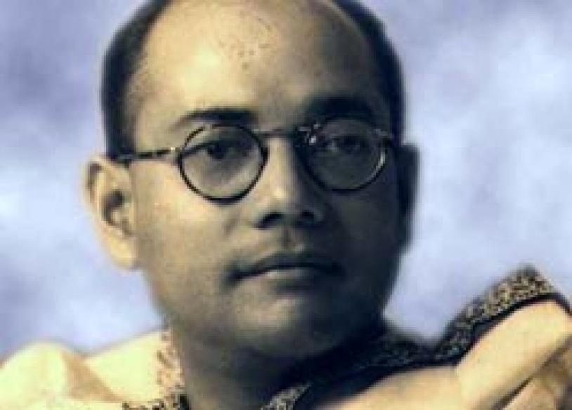 Book burnt for derogatory comments about Netaji