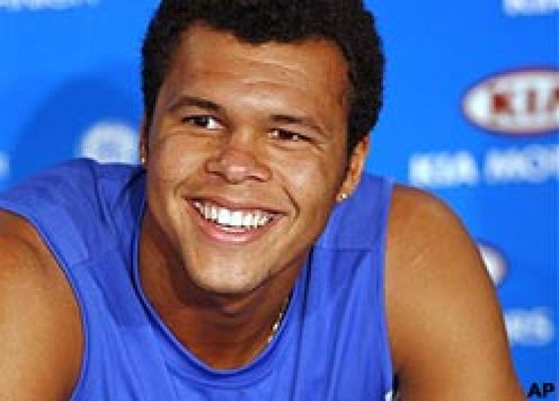 Tsonga proud of 'dream run' at Australian Open