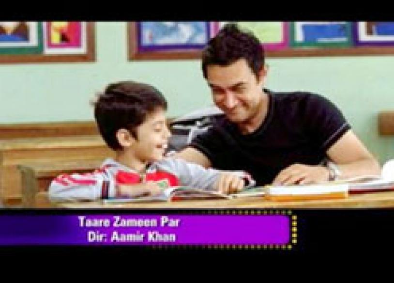 <i>Taare...</i> sweeps Screen Awards <i>Chak De</i> best film