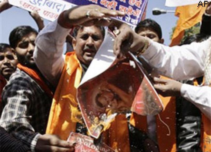No love on Valentine's Day, Sena on a rampage