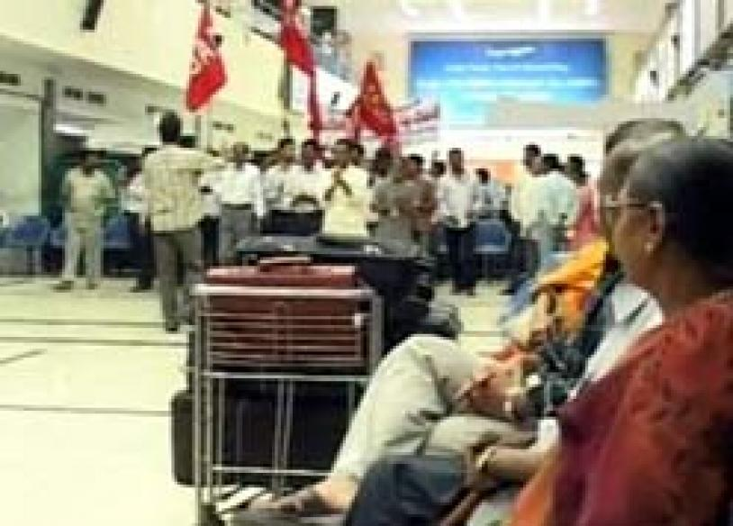 Strike 2: Airport stir may ground your flying plans