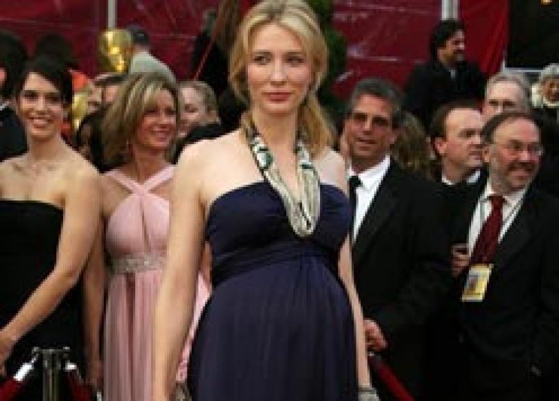 Oscar gown gossip: What lies beneath