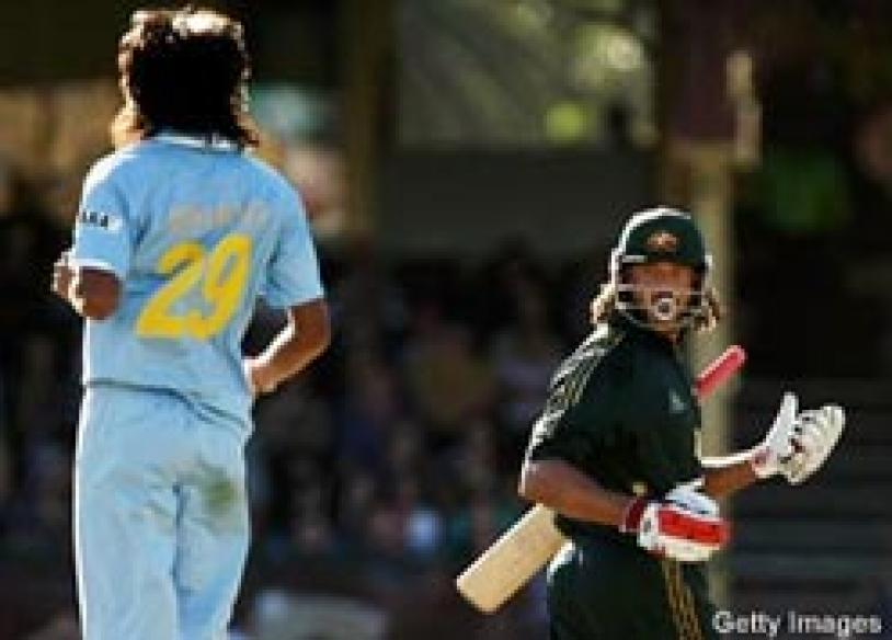 ICC hearing for Ishant Sharma after war of words