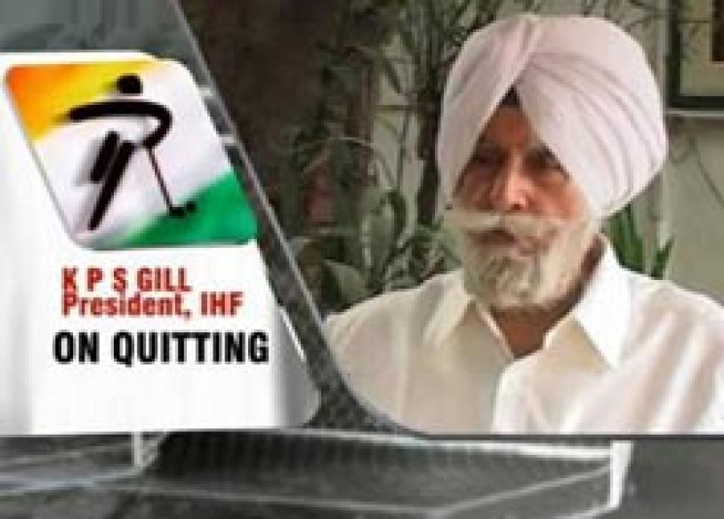 People like Dhanraj are professional mourners: Gill