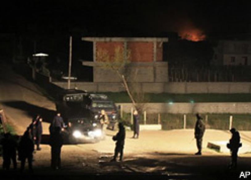 Albania ammunition dump blast kills 5, injures 243