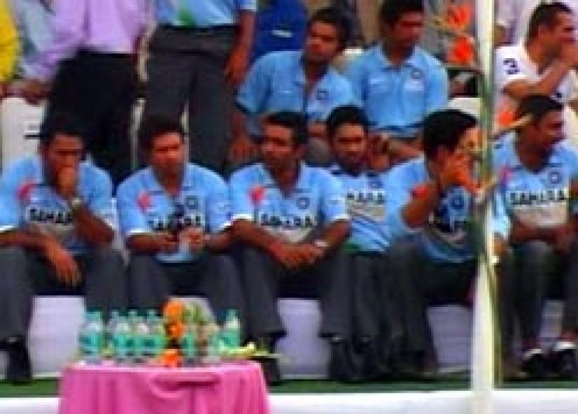 Delhi rolls out the red carpet for Men in Blue