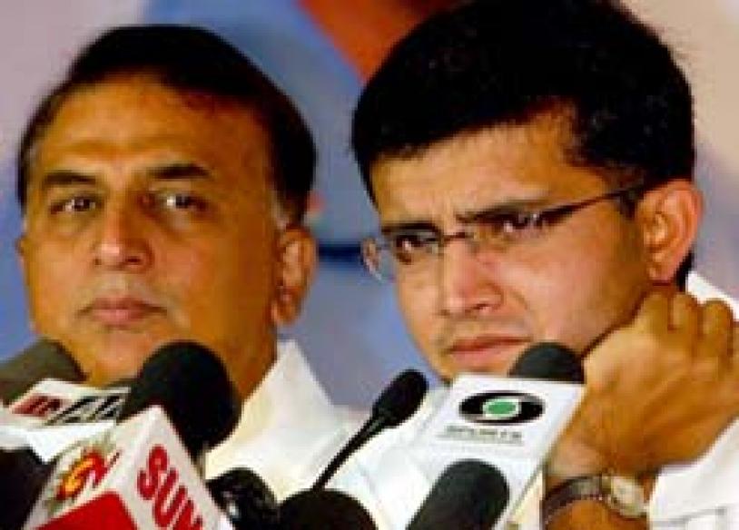 If Gavaskar quits ICC, it's their loss: Ganguly