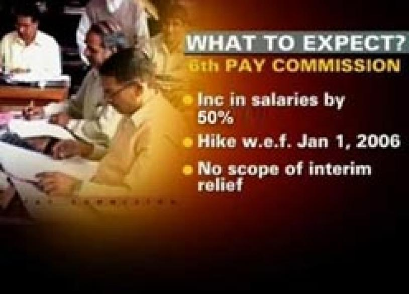 Sixth Pay Commission: Highlights and pay scales