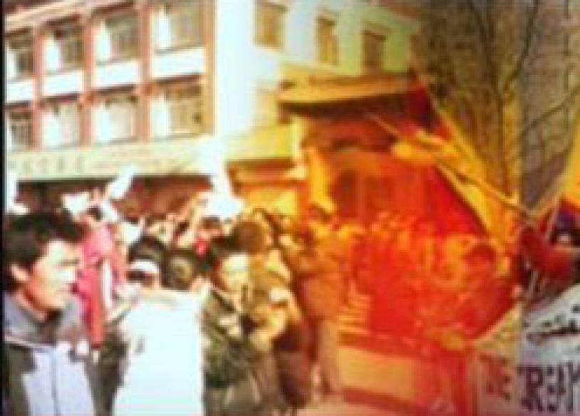 10 burnt to death in Lhasa protest: Beijing | <a href=