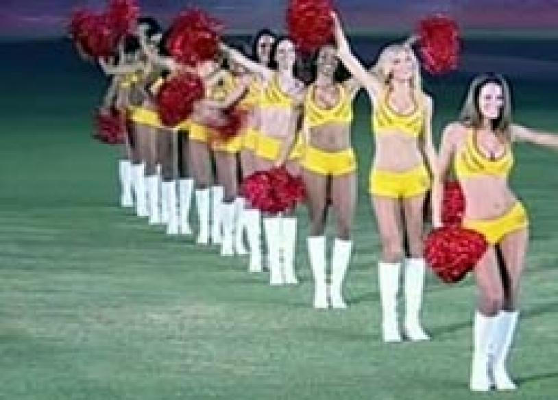 Operation cover-up: IPL cheerleaders 'wild' no more