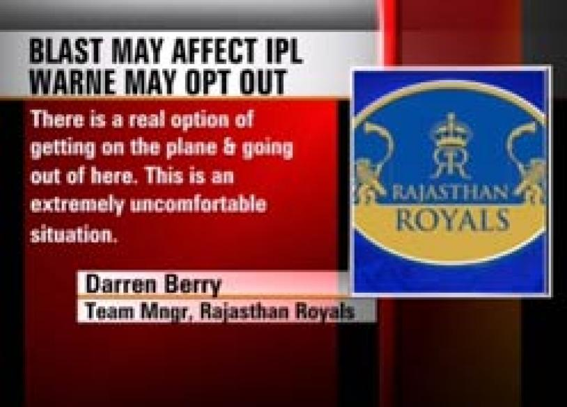 IPL chief quashes report of foreign stars leaving