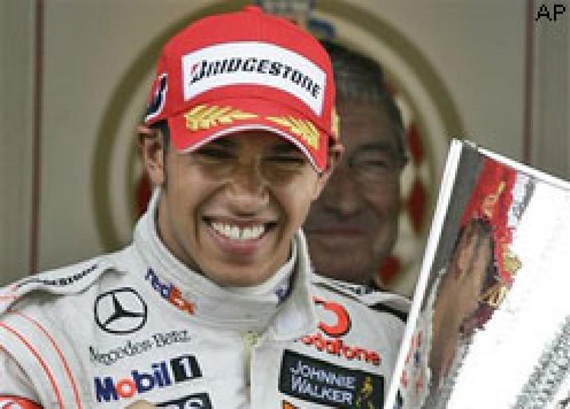 Lewis Hamilton wins rain-hit Monaco GP