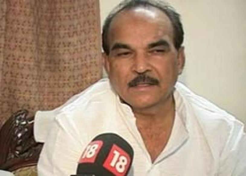 DP Yadav vows to fight on for son Vikas
