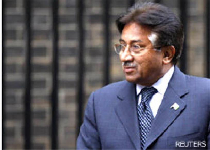 Musharraf would be removed when people want: Zardari