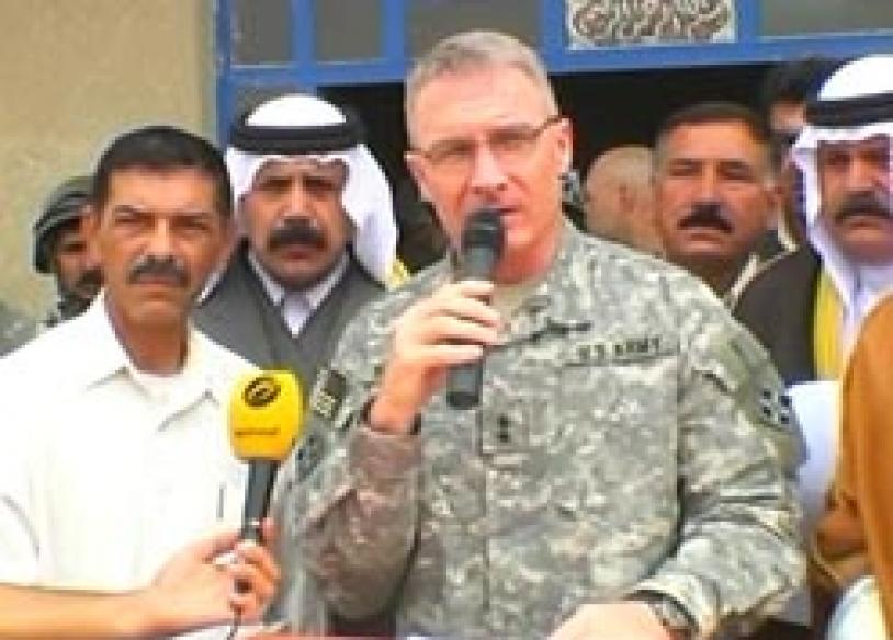 US soldier shoots Quran, sparks off protests in Iraq