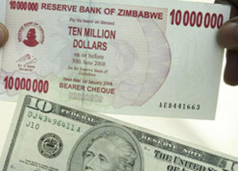 Zimbabwe issues 250 mn dollar banknote