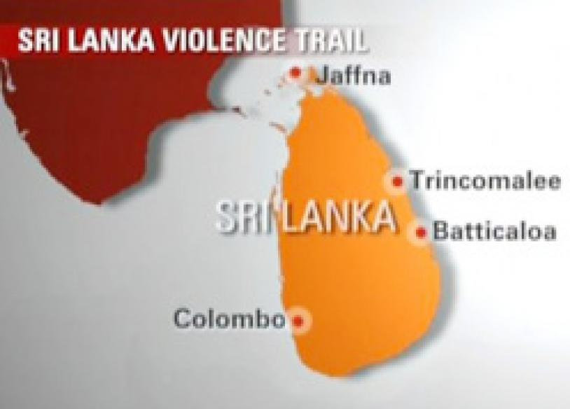 21 killed, 50 injured in blast near Colombo